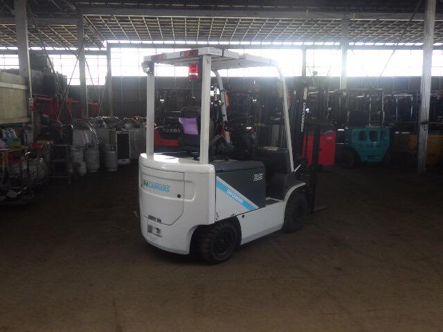 Bán và cho thuê xe điện TCM 2,5 tấn