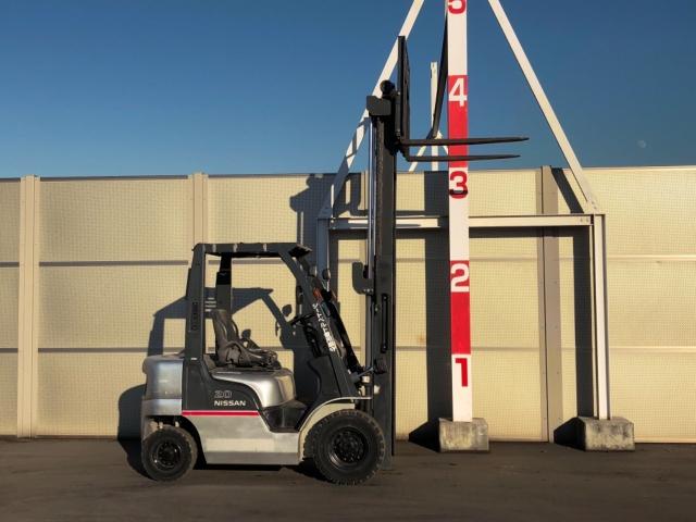 Nisan YB-YL02 sức nâng 2 tấn