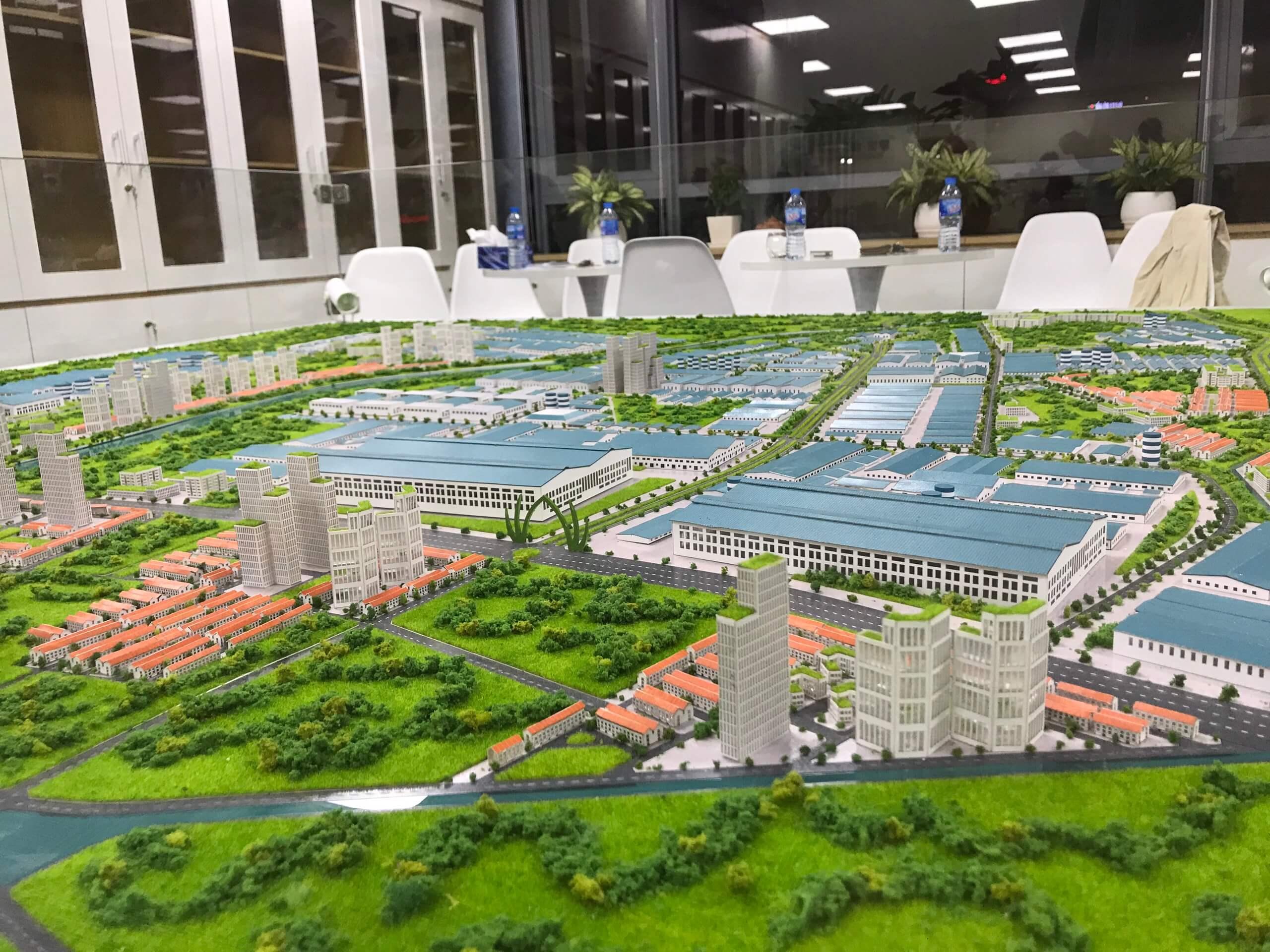 Công ty TNHH TK & XD Công trình quốc tế Thăng Long