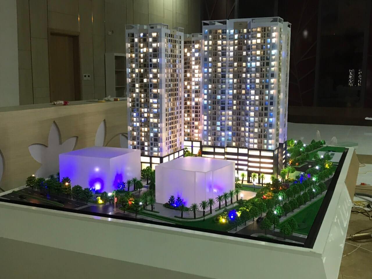 Dự án Rose Town - Xuân Mai - TL 1.100
