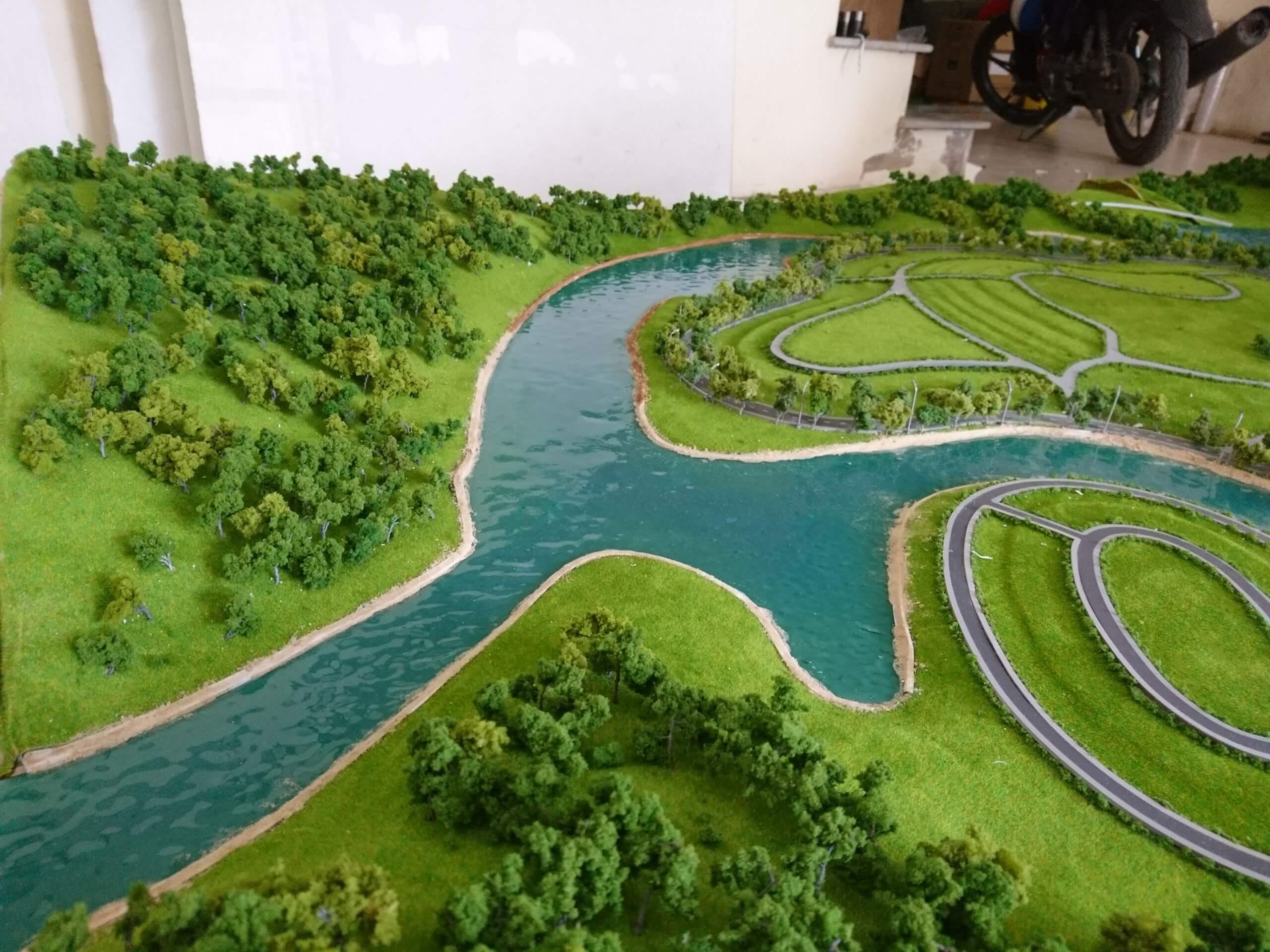 Công viên nghĩa trang Hương An Viên - Huế - TL 1.350