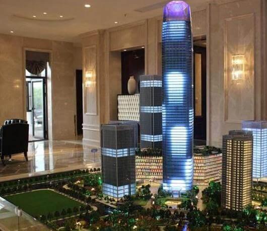 Một số tòa nhà kiến trúc đặc biệt tỷ lệ 1.100