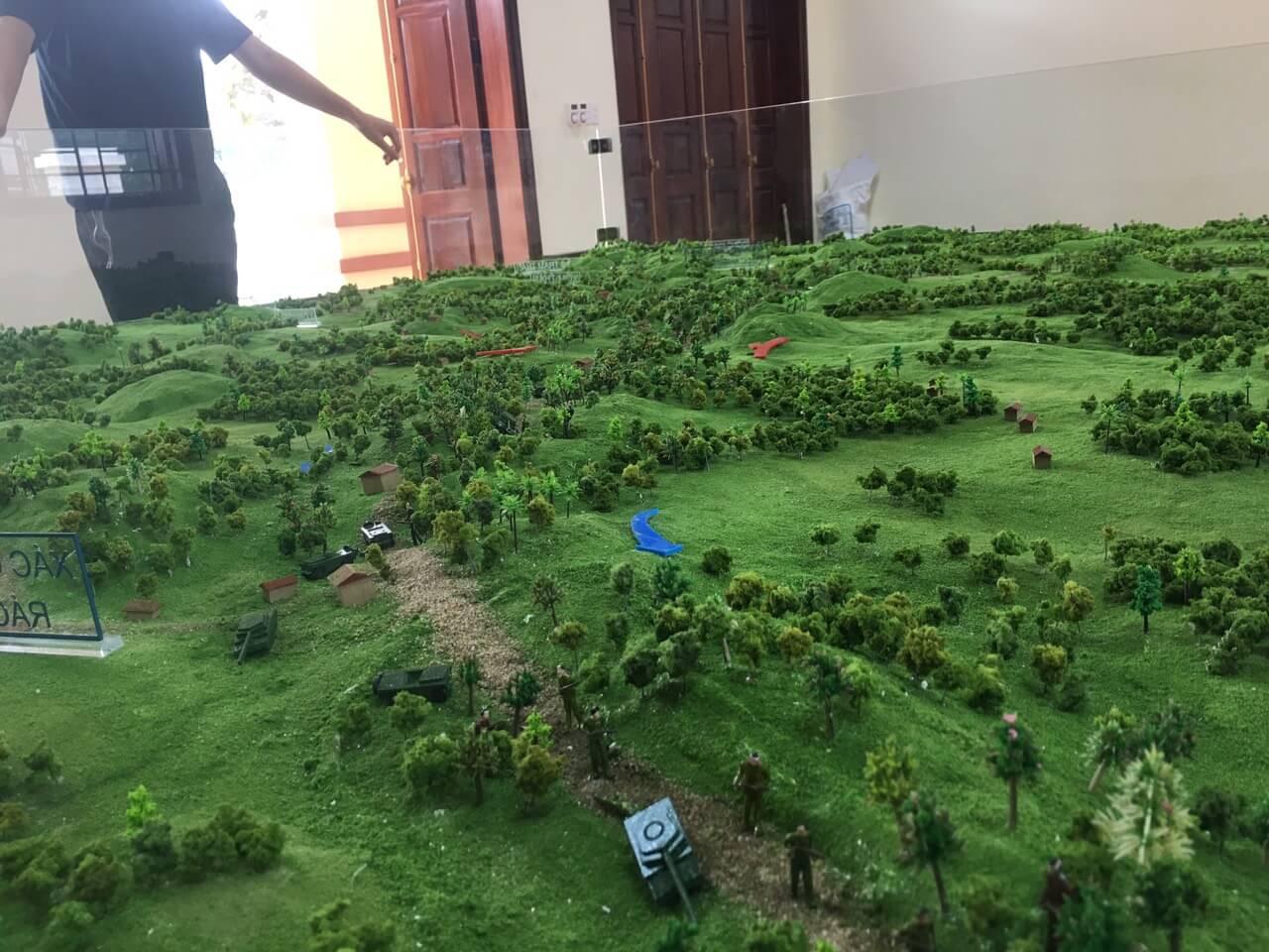 Trận đánh Chân Mộng - Trạm thản - TL 1.2000