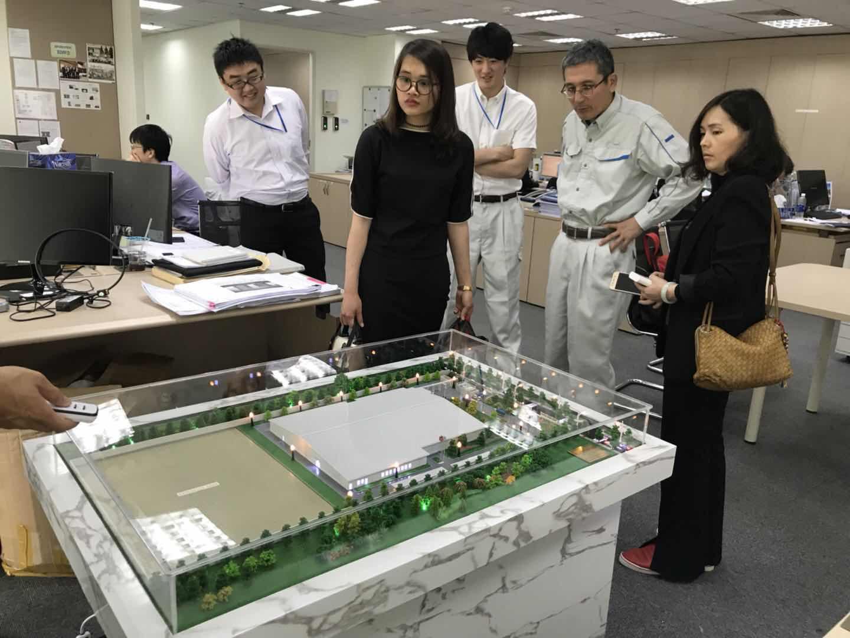 Nhà máy Fujita - tTL 1.100