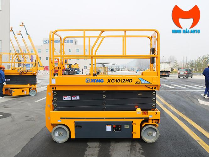 Xe nâng người cắt kéo 10m XCMG XG1012HD - XCMG XG1008HD