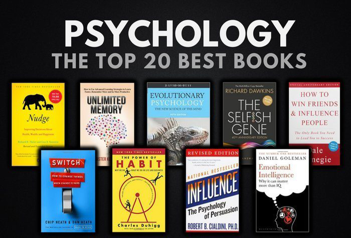 The Top 20 Best Psychology Books To Read In 2018 Hiệu Sach Ngoại
