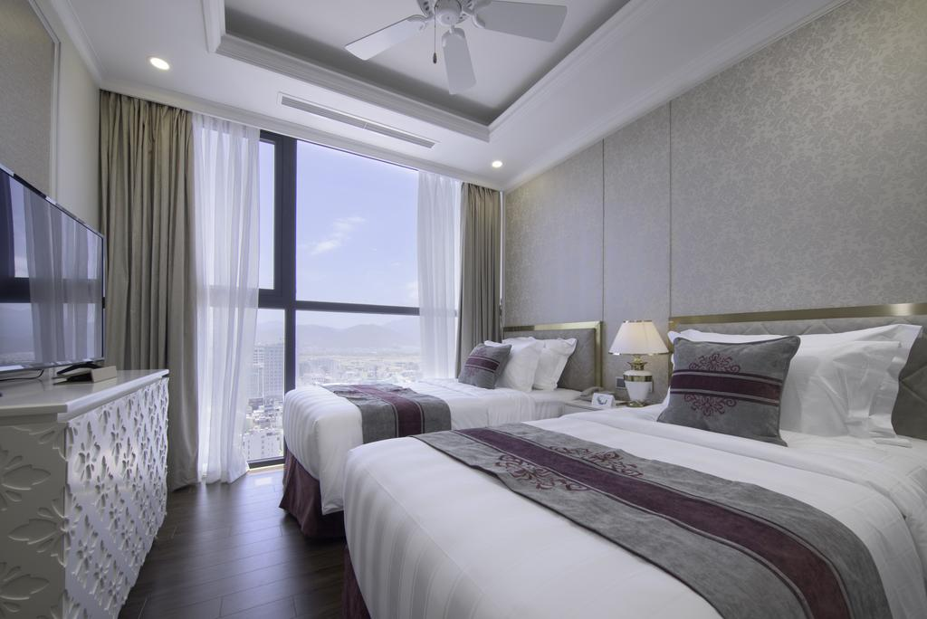 Executive Suite 2 phòng ngủ city view