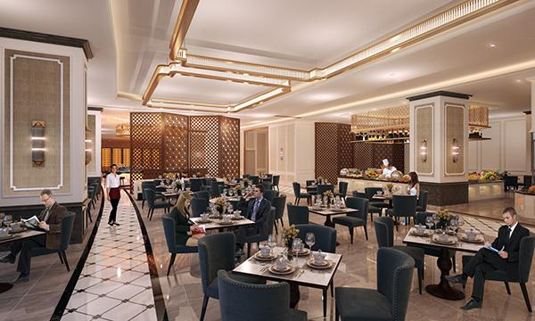 Nhà hàng tại FLC Hạ Long
