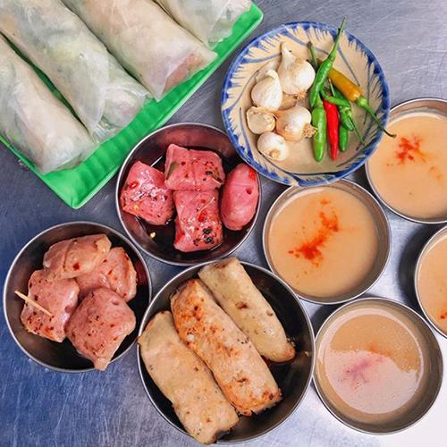 Kinh nghiệm du lịch Quy Nhơn từ A - Z Nem-nuong-dac-san-quy-nhon