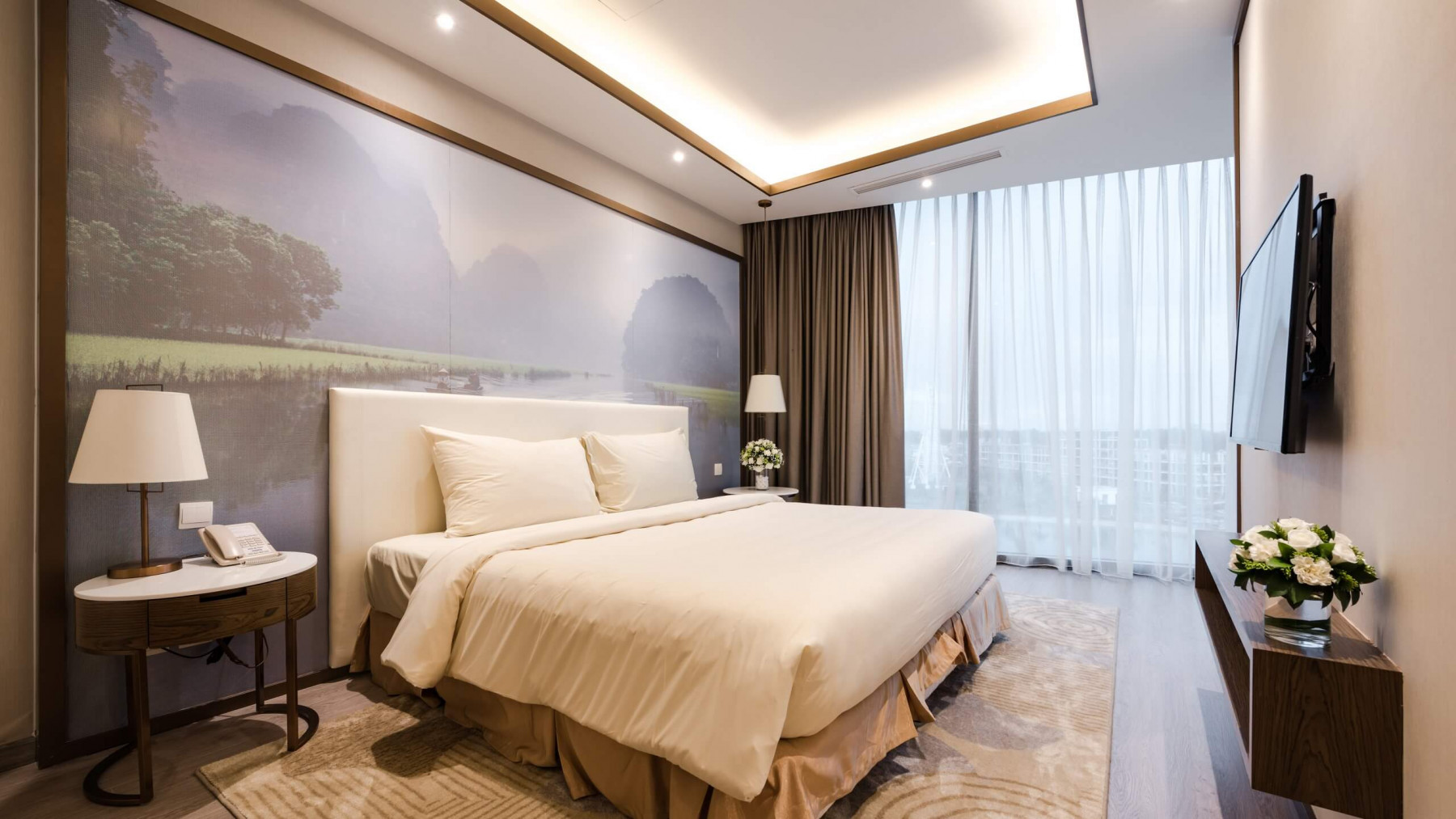 Phòng Grand Suite - FLC Grand Hotel Sầm Sơn