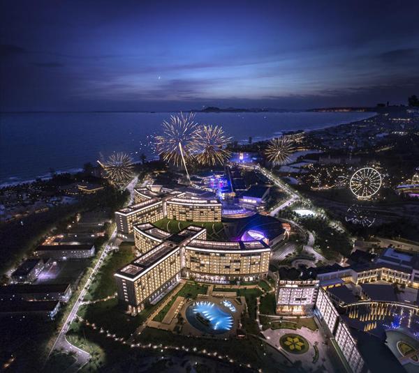 VinOasis Phú Quốc: Ốc đảo tràn trề niềm vui