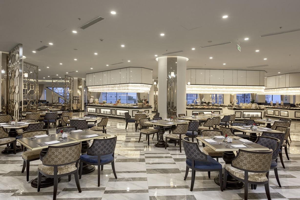 Nhà hàng Amber sẽ là lựa chọn dành cho những du khách đam mê ẩm thực Việt