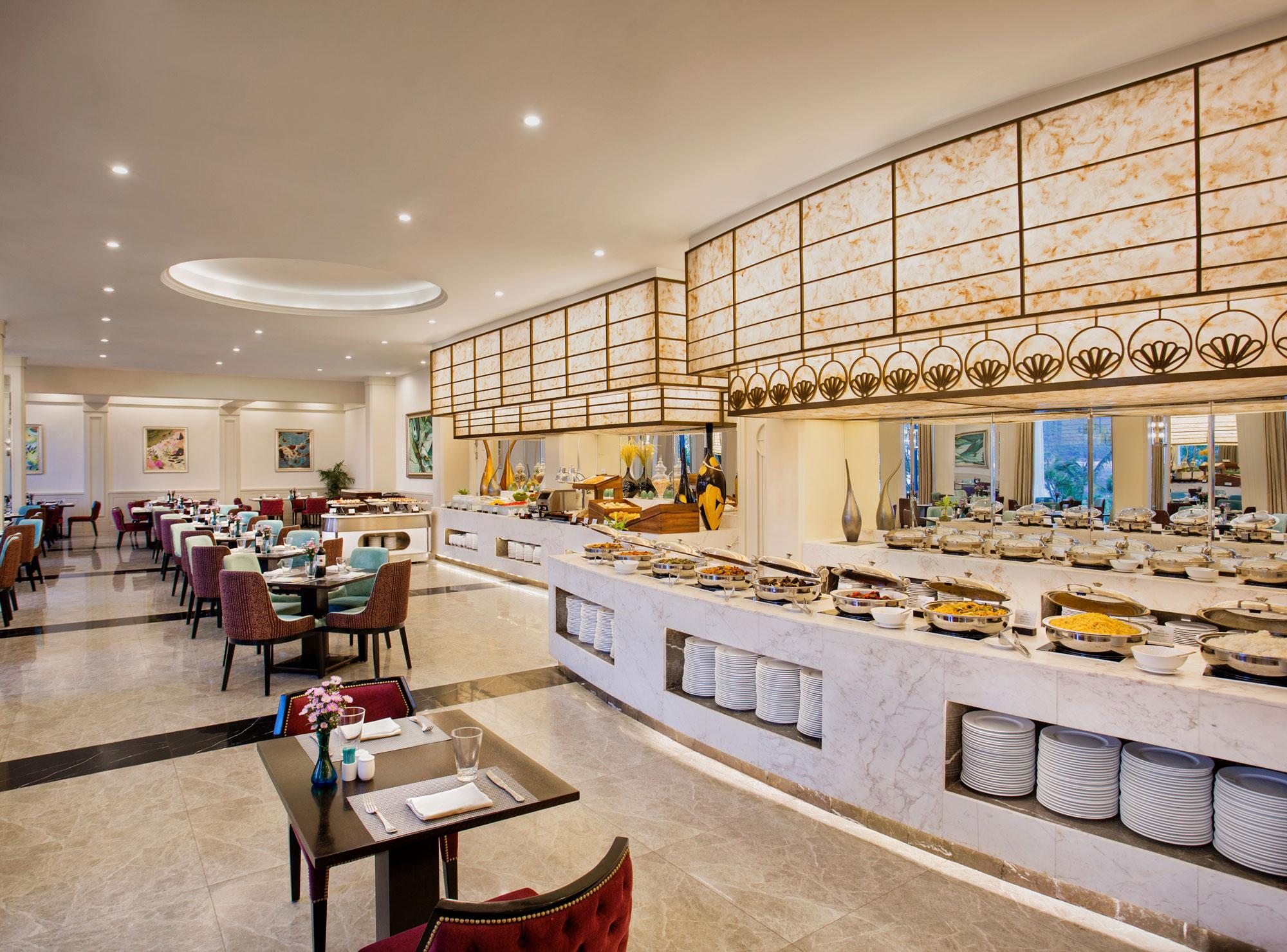 Nhà hàng Sands