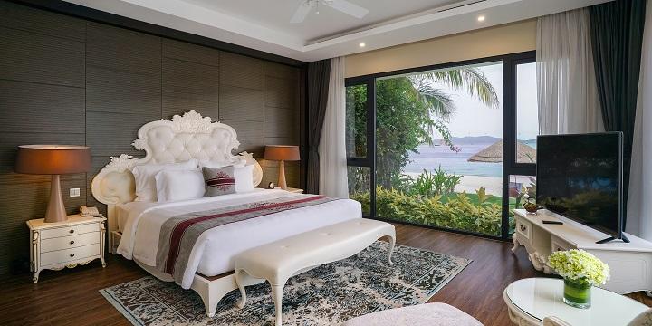 Biệt thự 2 phòng ngủ hướng biển