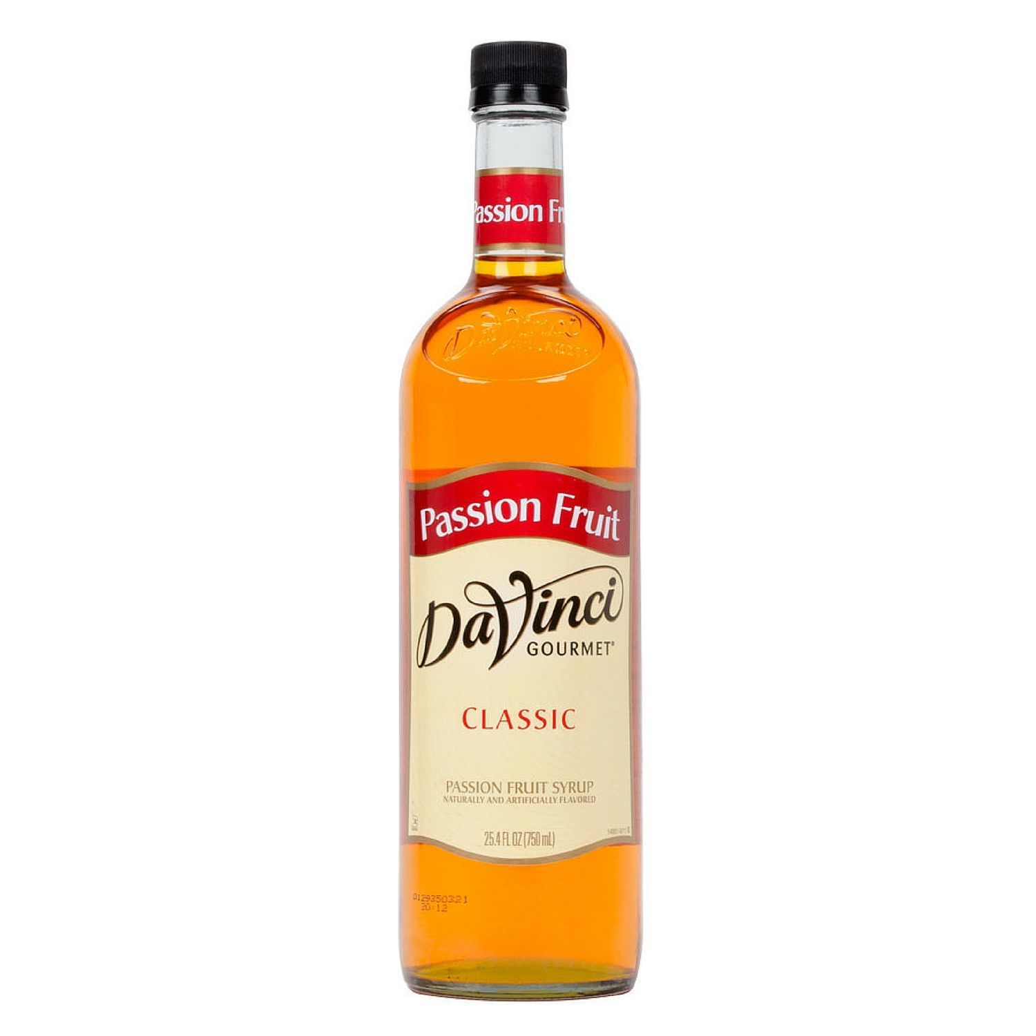 Siro Davinci Chanh dây (Passion Fruit Syrup) 750ml