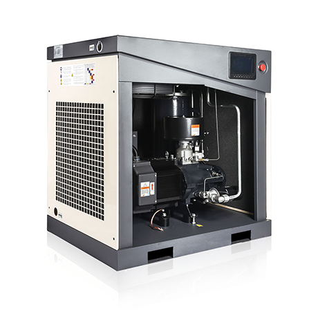 Máy nén khí trục vít biến tần nam châm vĩnh cửu Model XLPM: 5.5 KW => 200 KW