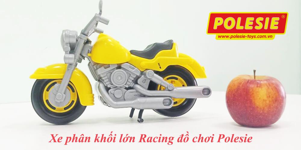 đồ chơi xe mô tô racing polesie việt nam