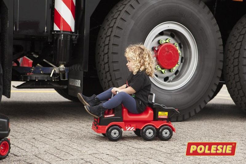 đồ chơi cho bé xe ngồi mamoet ride