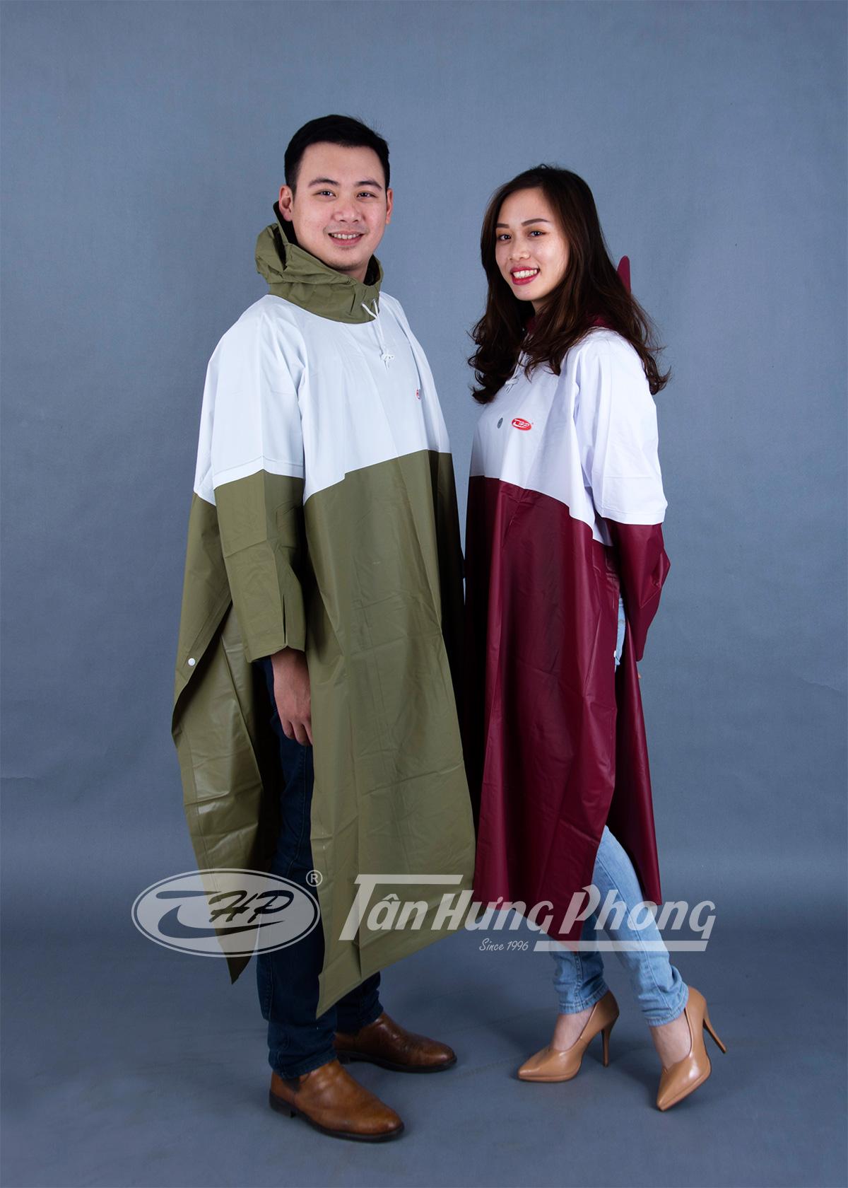 áo mưa Tân Hưng Phong