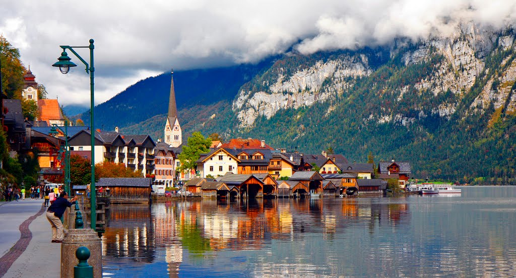 Top 11 picturesque villages of the world