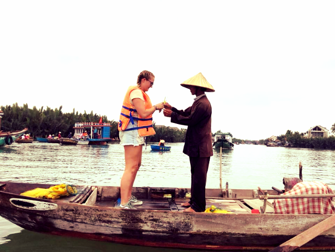 PRIVATE HOI AN WET RICE FARMING AND FISHING LIFE FULL DAY