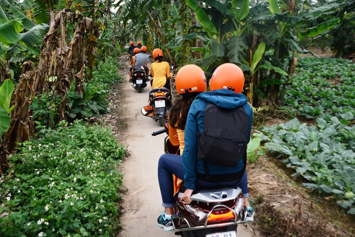 PRIVATE HANOI MOTORBIKE TOUR
