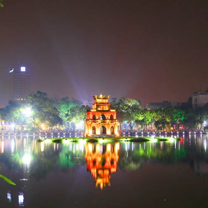 PRIVATE HANOI BY NIGHT TOUR