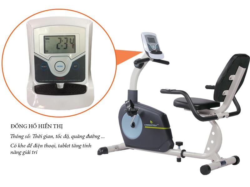 Xe đạp tập phục hồi chức năng BC66013