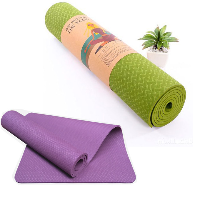 Thảm tập Yoga TPE Eco Friendly