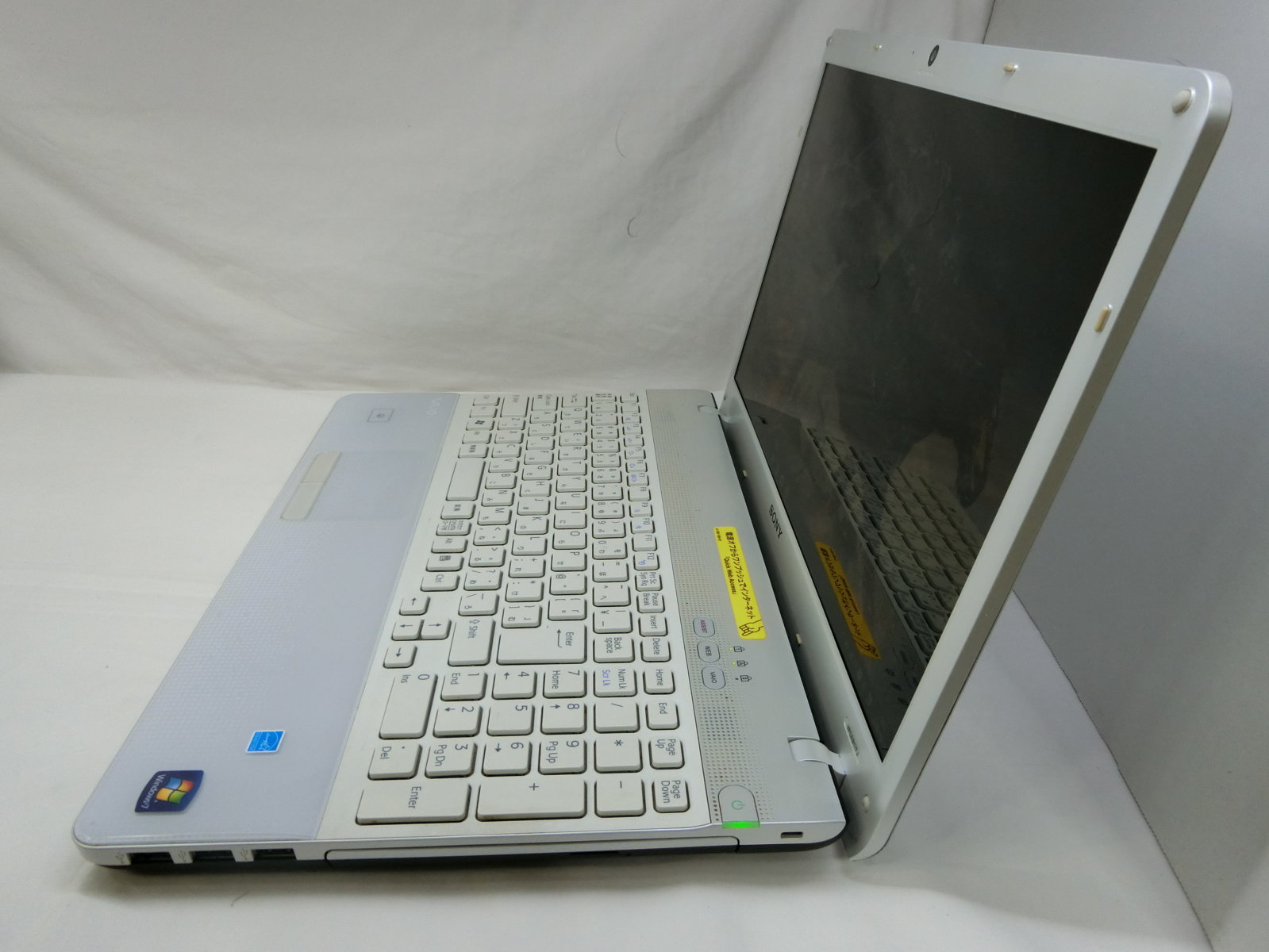 "SONY VAIO 71311N 15.6"" CORE I5 / M460 / 2.53GHZ / 4G / SSD 128G. MS:T1011 4156"
