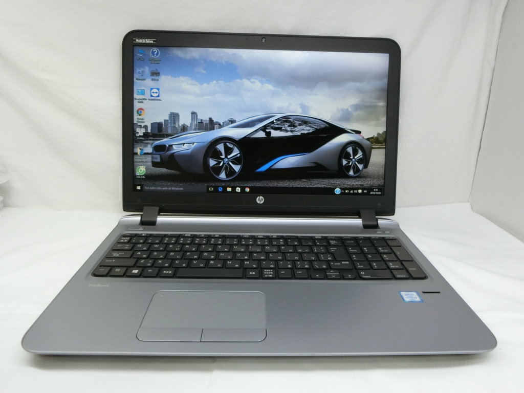 "HP PROBOOK 450 G3 15.6"" CORE I5 / 6200U / 2.30GHZ-2.40GHZ/ 4G/ HDD 640G/ MADE IN JAPAN.MS:N10057173"