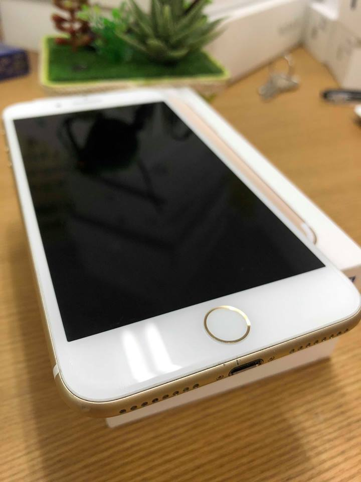 Iphone 7plus-128gb dcm 96% vàng ID: 3243238