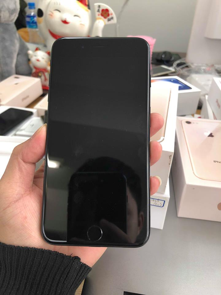 Iphone 7plus-256gb dcm 99% đen bóng ID: 2346532
