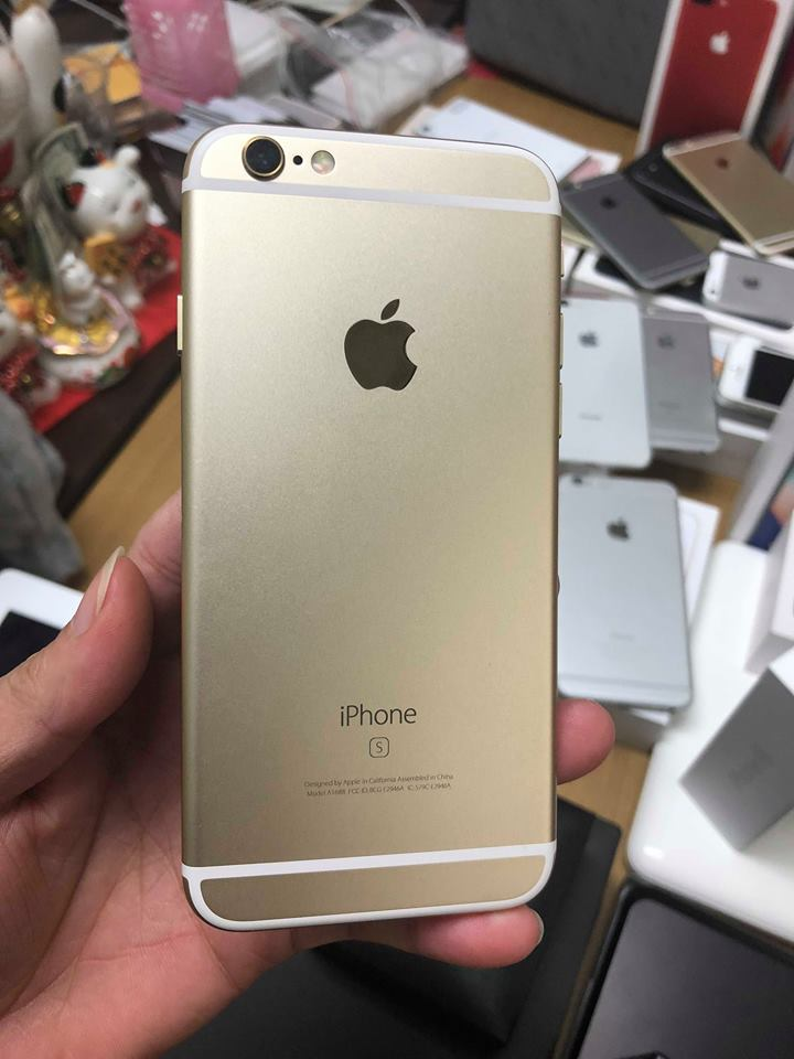 Iphone 6s-64gb qte 99% vàng ID: 658251