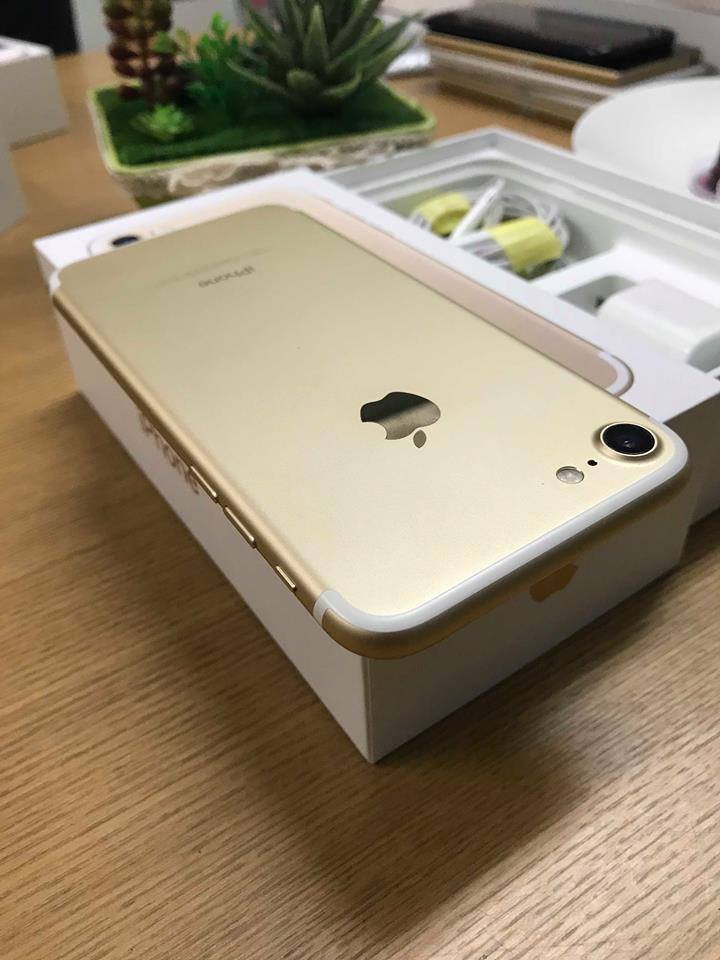 Iphone 7-128gb au 99% vàng ID: 4379930