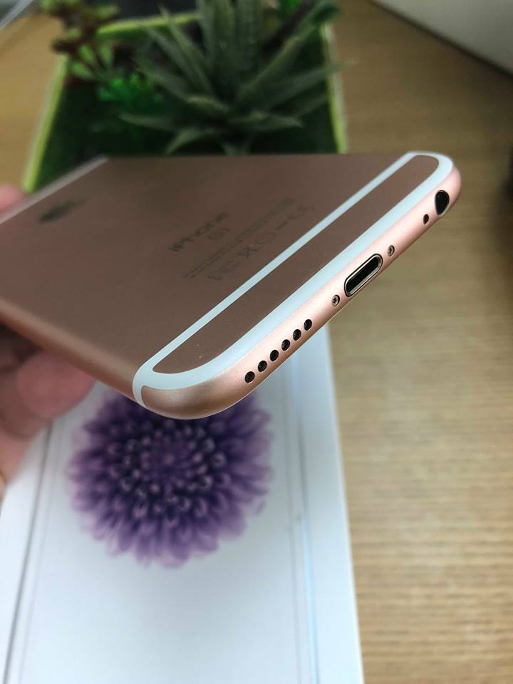 Iphone 6s-16gb qte 99% hồng ID: 7905854