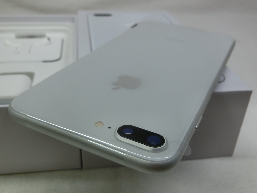 IPHONE 8 PLUS 256GB SILVER SIM FREE(Q/TẾ) NEW 100% Sランク ID:1T2668113