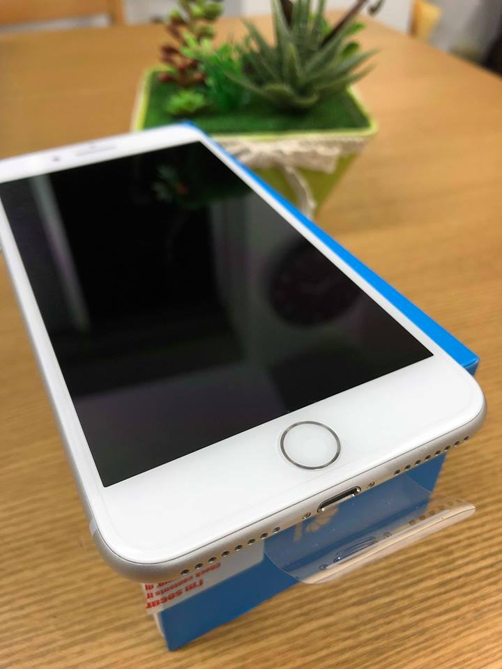 Iphone 7plus-256gb dcm 100% trắng ID: 2773421
