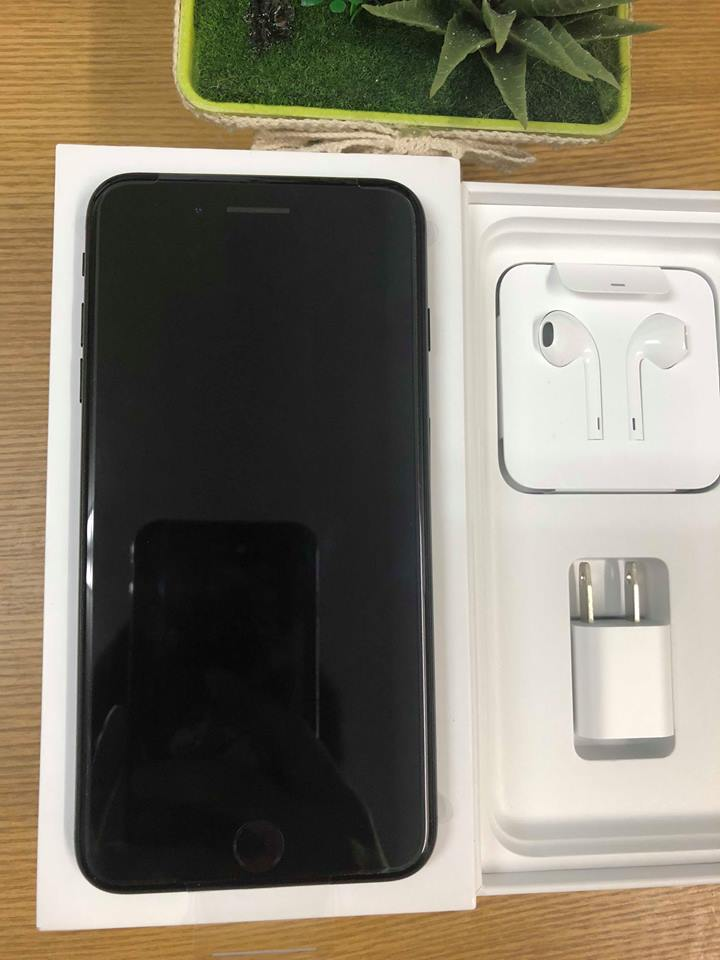 Iphone 7plus-32gb au 100% đen nhám ID: 1042608