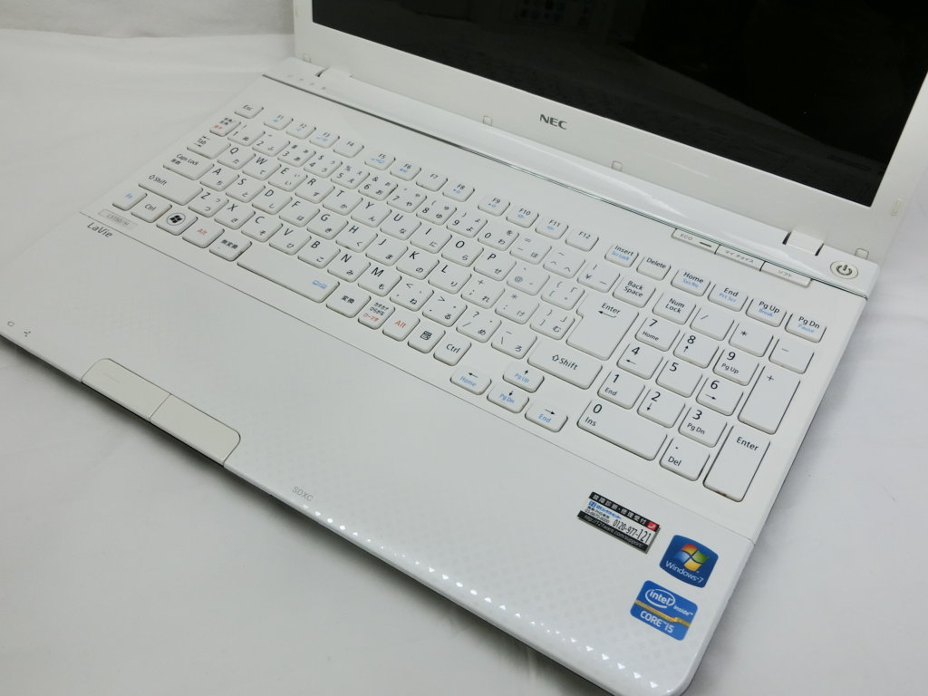 NEC LAVIE LS150 15.6'' CORE I5 / 2430M / 2.40GHZ / 4G / HDD 500G .ID:T03179167