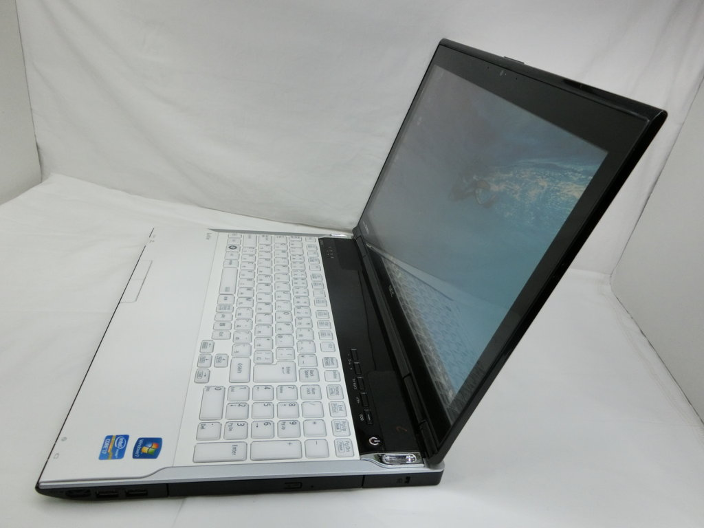 NEC LAVIE LL750/H 15.6'' CORE I7 / 3610QM / 2.30GHZ / 8G /HDD 750G.ID:T303 5716
