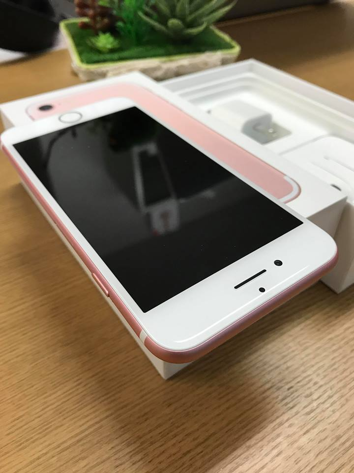 Iphone 7-256gb qte 99% hồng ID: 7767135