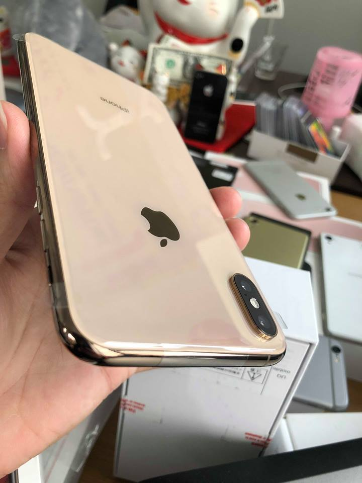 Iphone Xs Max 256gb au 100% vàng ID: 1286554