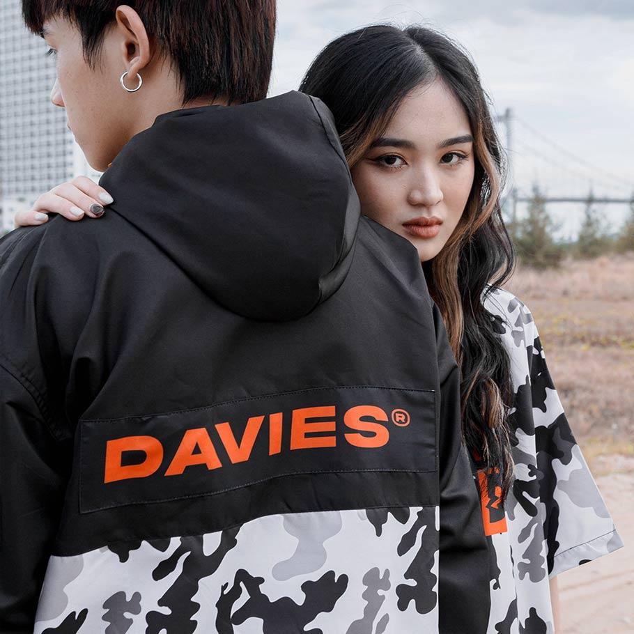 đồ đôi nam nữ đẹp local brand Davies