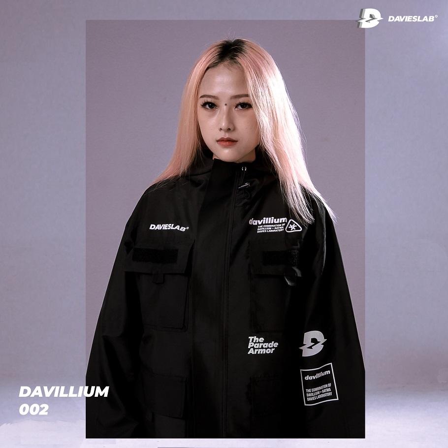 DVSL Jacket Davillium 002