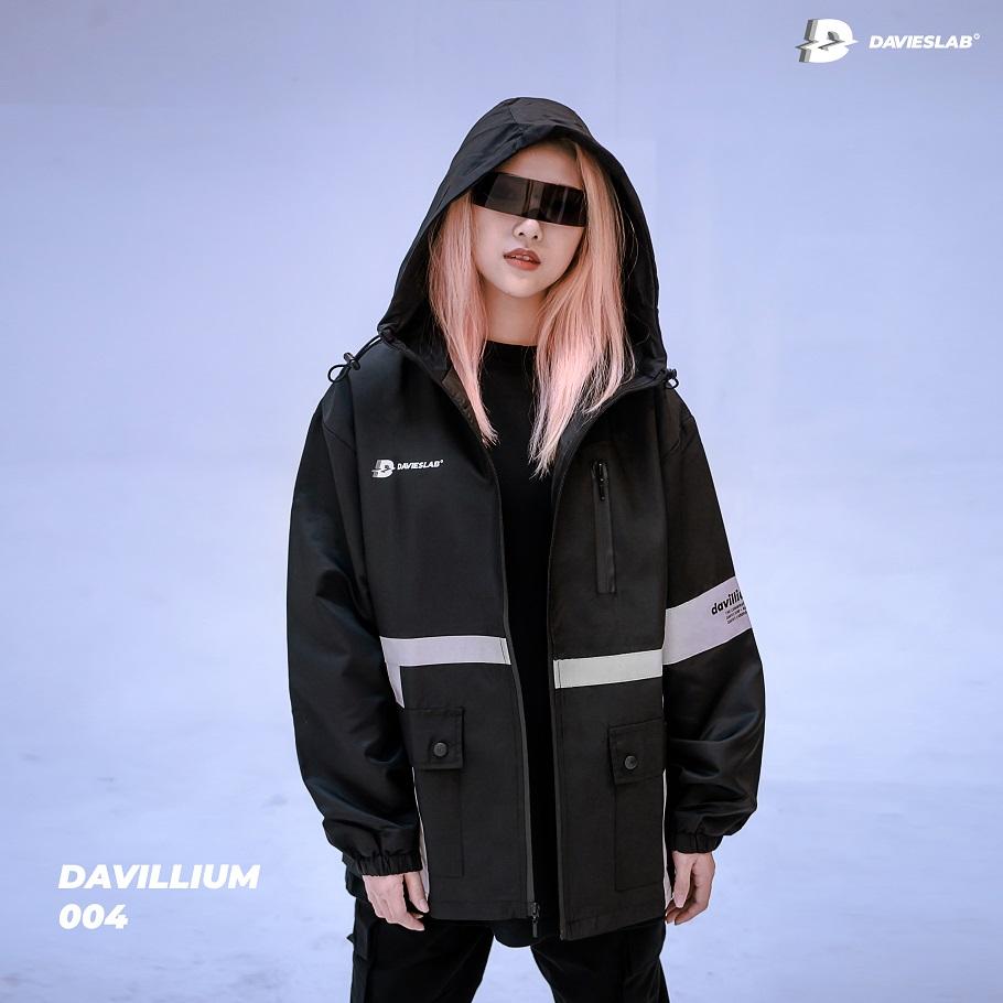 DVSL Jacket Davillium 004-Black