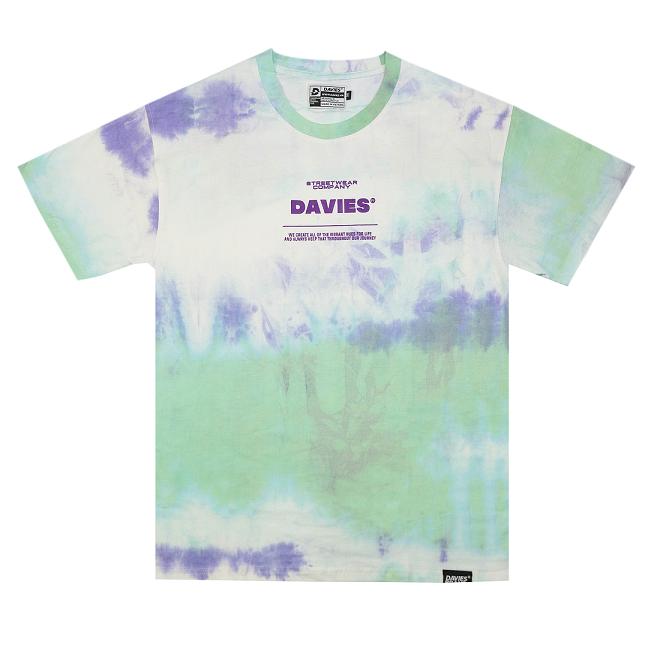 DSW Tee Davies Tie Dye