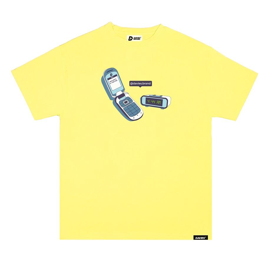 DSS Tee 4:44 Mark 2-Yellow