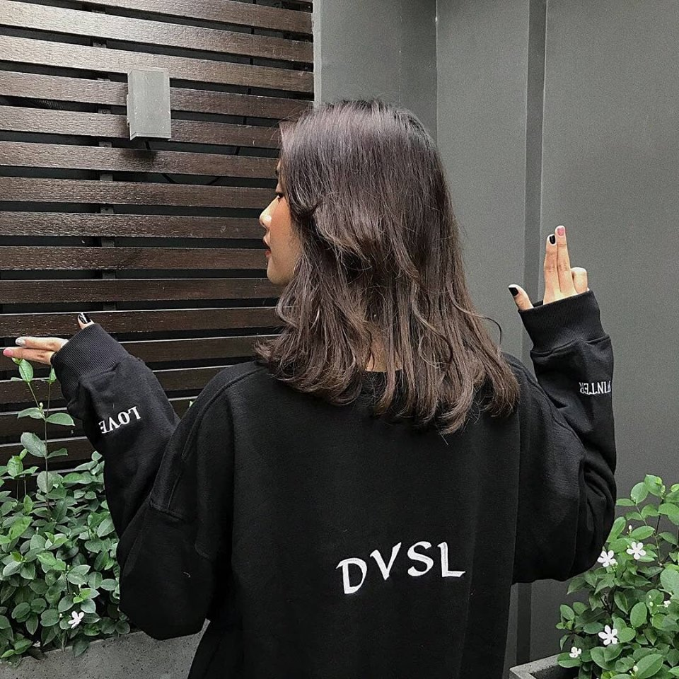 DVSL SWEATER WINTER LOVER