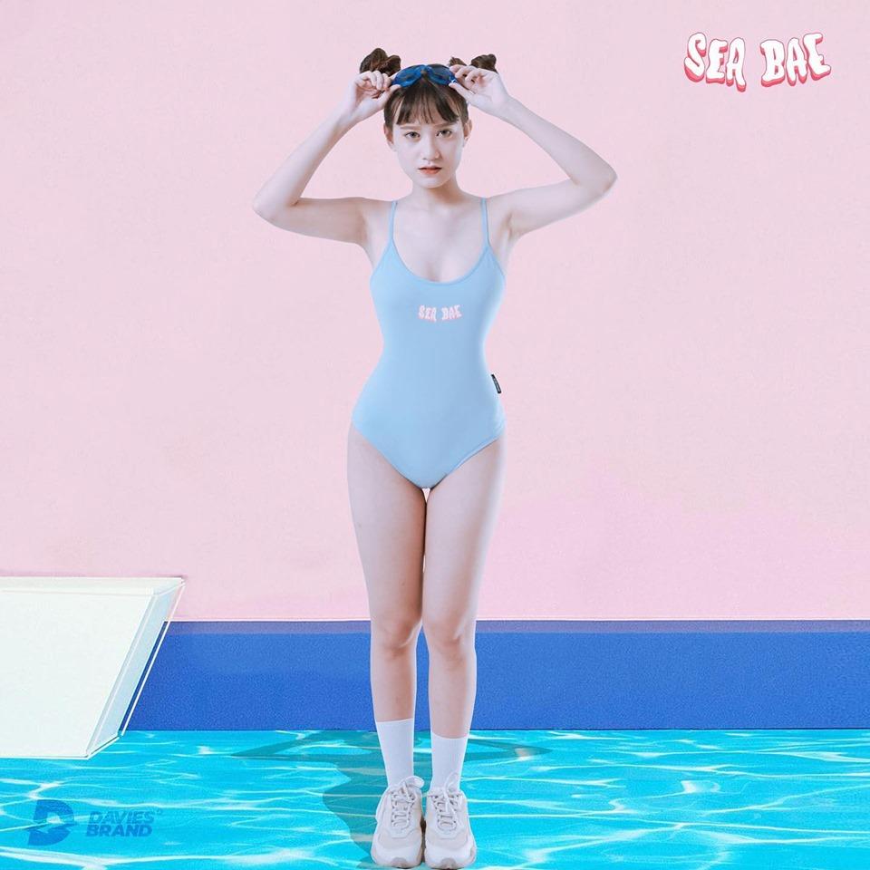 DSS Bodysuits Sea Bae-Blue